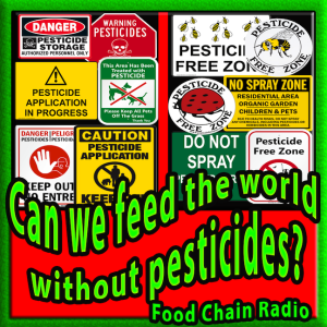 Michael Olson Food Chain Radio – Pesticides and The Right to Food