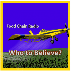 Michael Olson Food Chain Radio – Can we feed the future without using pesticides?
