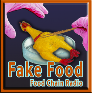Michael Olson Food Chain Radio – Fake Food and the Fake Meat of Silicon Valley