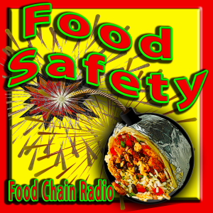 Michael Olson Food Chain Radio: Is food becoming safe to eat, less safe to eat, or will food always be unsafe to eat?