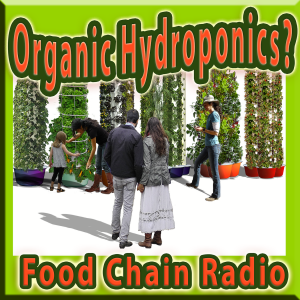 Michael Olson Food Chain Radio – Organic Hydroponics?