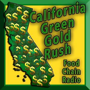 Michael Olson Food Chain Radio – California Cannabis Green Gold Rush